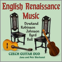 CD ENGLISH RENAISSANCE MUSIC